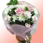 """Букет цветов """"Розовый вечер"""""""