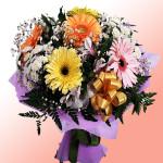 """Букет цветов """"Яркая жизнь"""""""