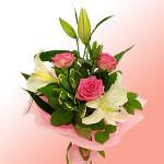 """Букет цветов """"Темперамент"""""""