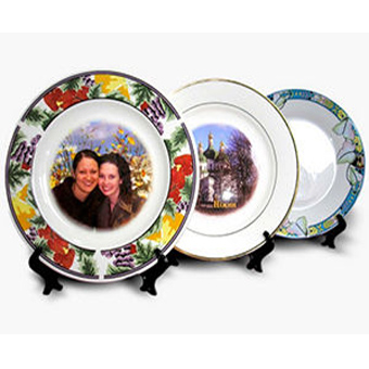 Тарелка с Вашим фото